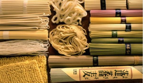 japanische Weizennudeln, Reis, Mehl & Okonomiyaki Ko