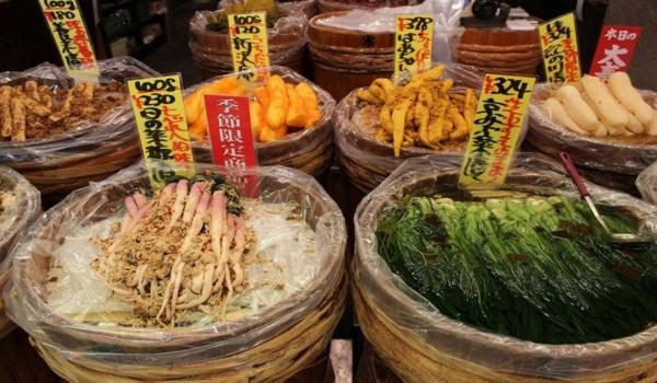 japanische Pasten & Pickles