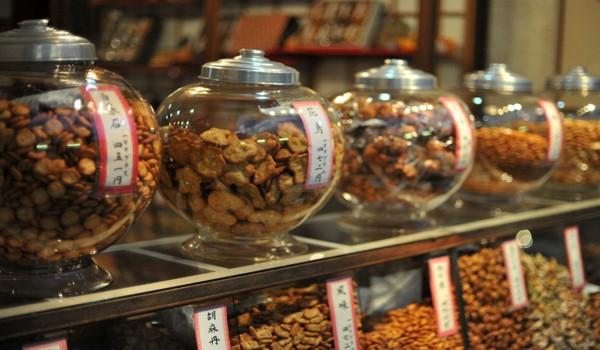 japanische Reiscracker, Kaki no Tane, Senbei & Arare