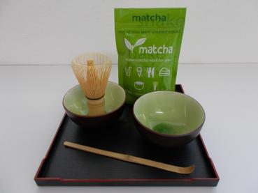 japanische lebensmittel im otsumami land matcha tee set jap teezeremonie. Black Bedroom Furniture Sets. Home Design Ideas