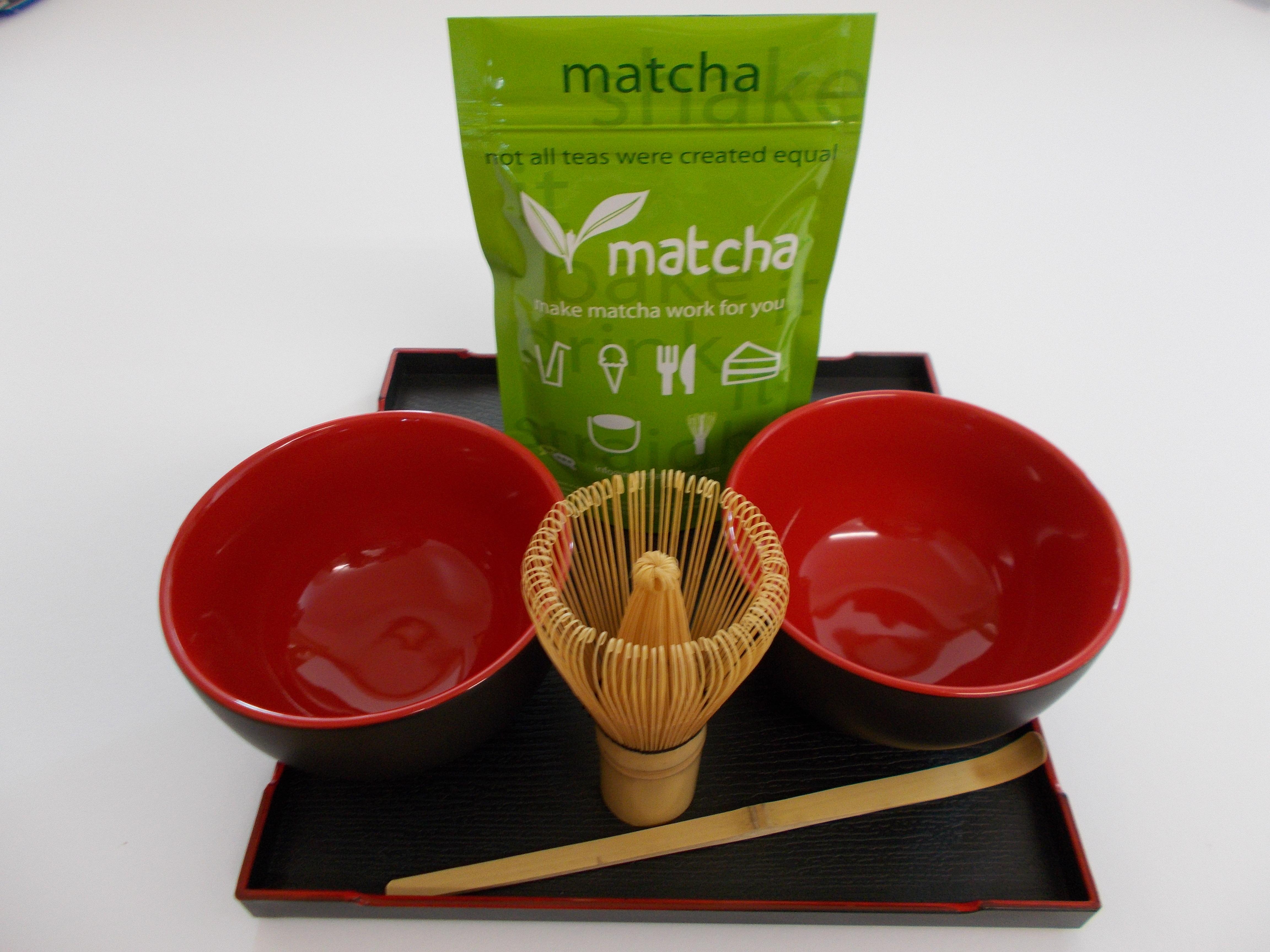 japanische lebensmittel im otsumami land matcha tee set bio gr ntee. Black Bedroom Furniture Sets. Home Design Ideas